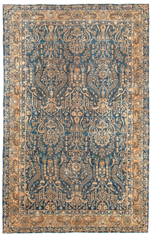 Ravar Kerman Antique Rugs Love Size 15 8 X 24 6 Carpet Runner Antique Carpets Rugs On Carpet