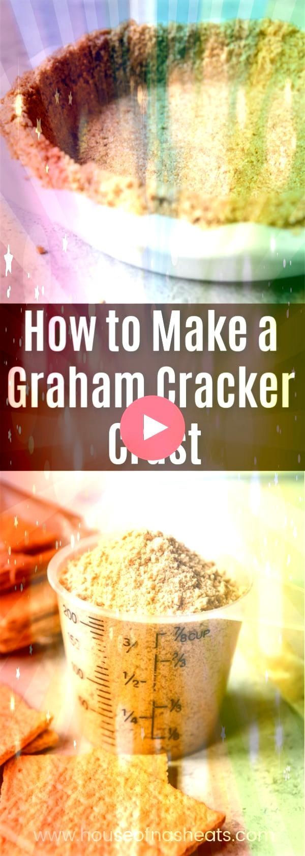 #homemadegrahamcrackercrust #grahamcracker #storebought #cheesecake #homemade #learning #cracker #crusts #butter #recipe #graham #tastes #better #simple #doesntHow to Make a Graham Cracker Crust Never buy a store-bought graham cracker pie crust again by learning how to make a Graham Cracker Crust at home.  It's super easy, tastes better, and doesn't fall apart like the store-bought graham cracker crusts.How to Make a Graham Cracker Crust Never buy a store-bought graham cracker pie crust ... #ho #homemadegrahamcrackercrust