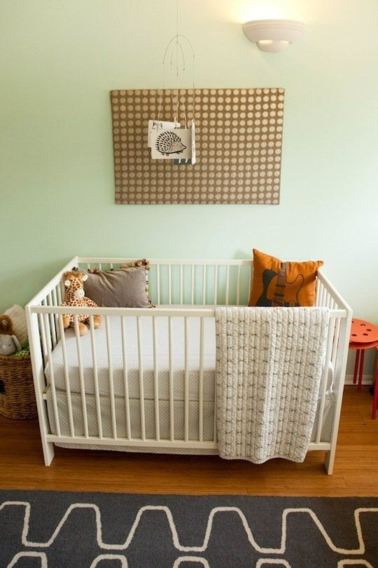 The Affordable Gulliver Crib In A Dozen Real Nurseries Apartment Therapy Ikea