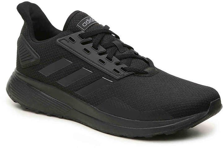 save off 52328 caf2a adidas Duramo 9 Lightweight Running Shoe -GreyWhite - Mens