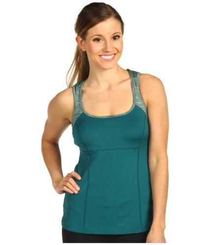 9c5eb0fa88e8e prAna-Marla-Tank-Top-w-Built-in-Bra-Teal-Yoga-Workout-Shirt-Womens-Large-NWT