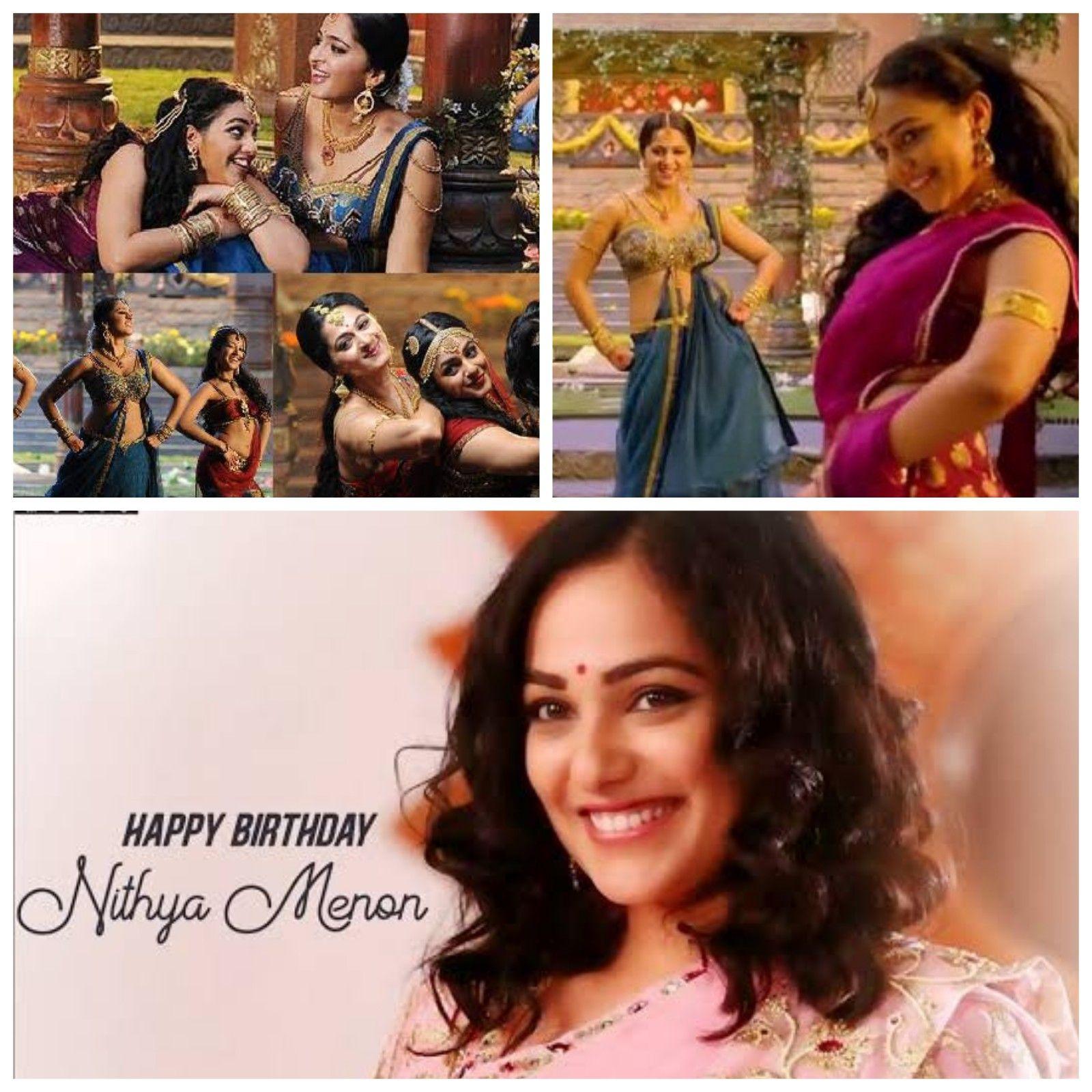 Happy Birthday Nithya Menon in 2020 Happy birthday