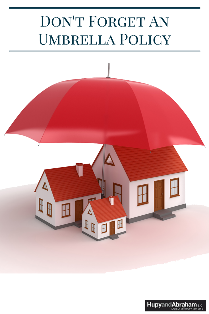 Umbrella Policy Quote Don't Forget An Umbrella Policy  Understanding Umbrella Insurance