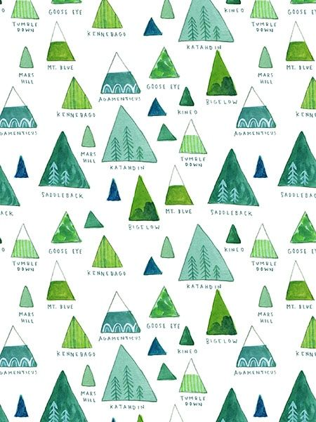 Print + Pattern - Abigail Halpin