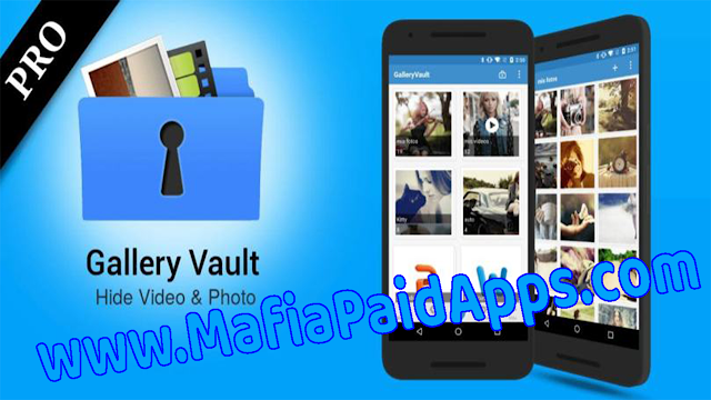 Gallery Vault Hide Pictures And Videos Pro Apk for Android