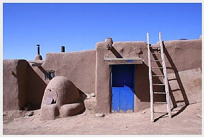 Indian Adobe Houses Adobe House Natural Building Materials Building A House