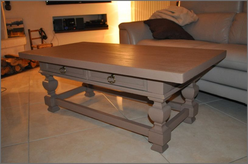 Table Basse Carrelage Repeindre Table Basse Table Basse Bricolage Table Basse