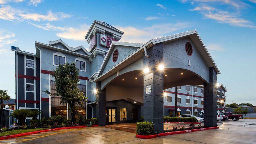 Best western plus northwest inn suites houston united