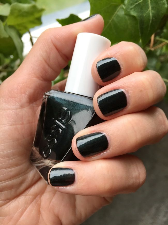 Essie gel couture in hang up the heels | nailss. | Pinterest | Arte ...