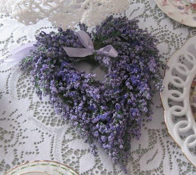 ~ HEaRt of LavENder♥ ¸.•*...