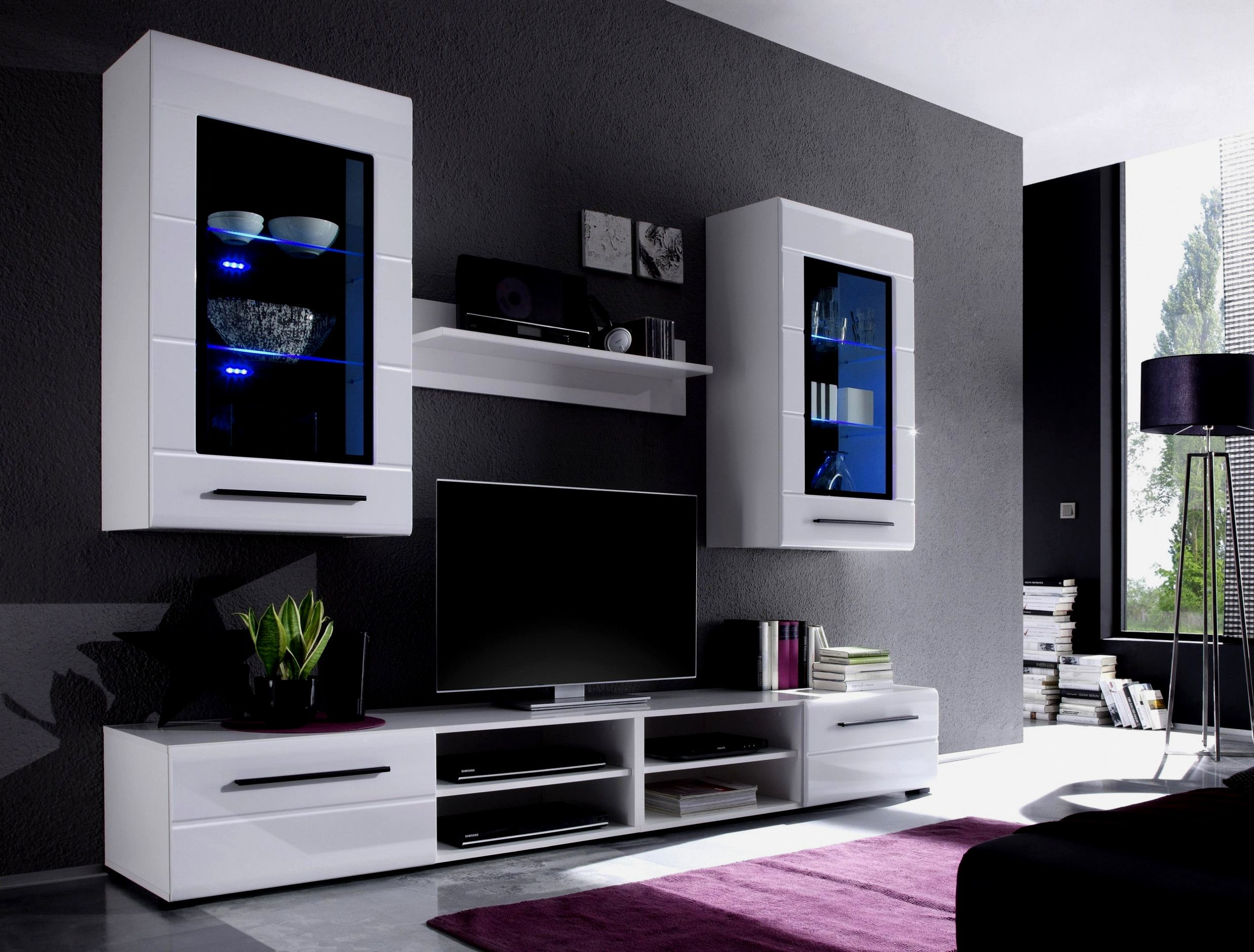 Wohnzimmer Mobel Poco Living Room Designs Tv Wall Unit Home