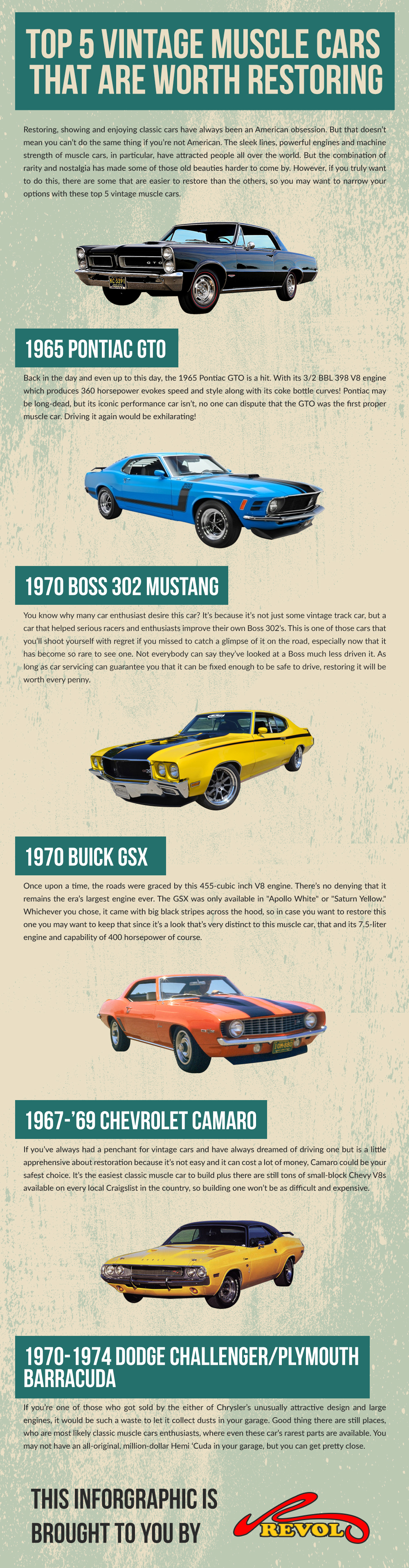 Restoring, showing and enjoying classic cars have always been an ...