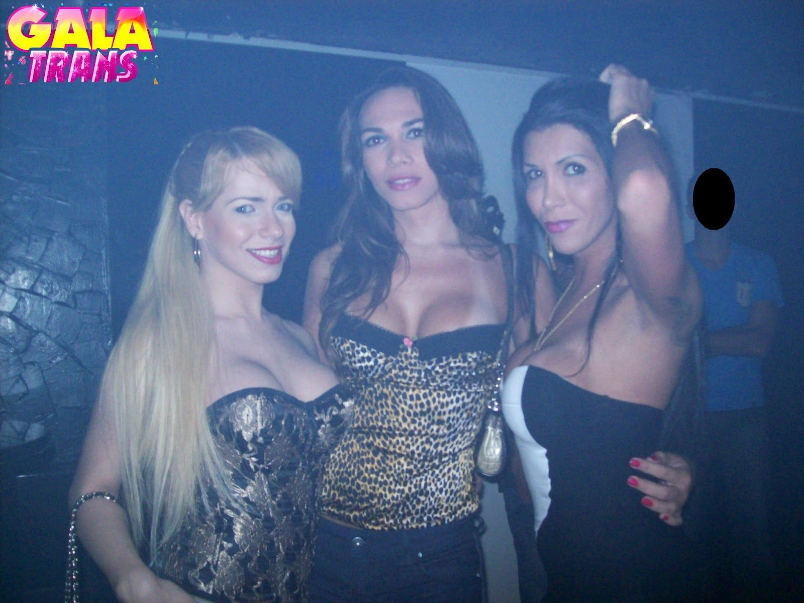 Shemale club in downtown la