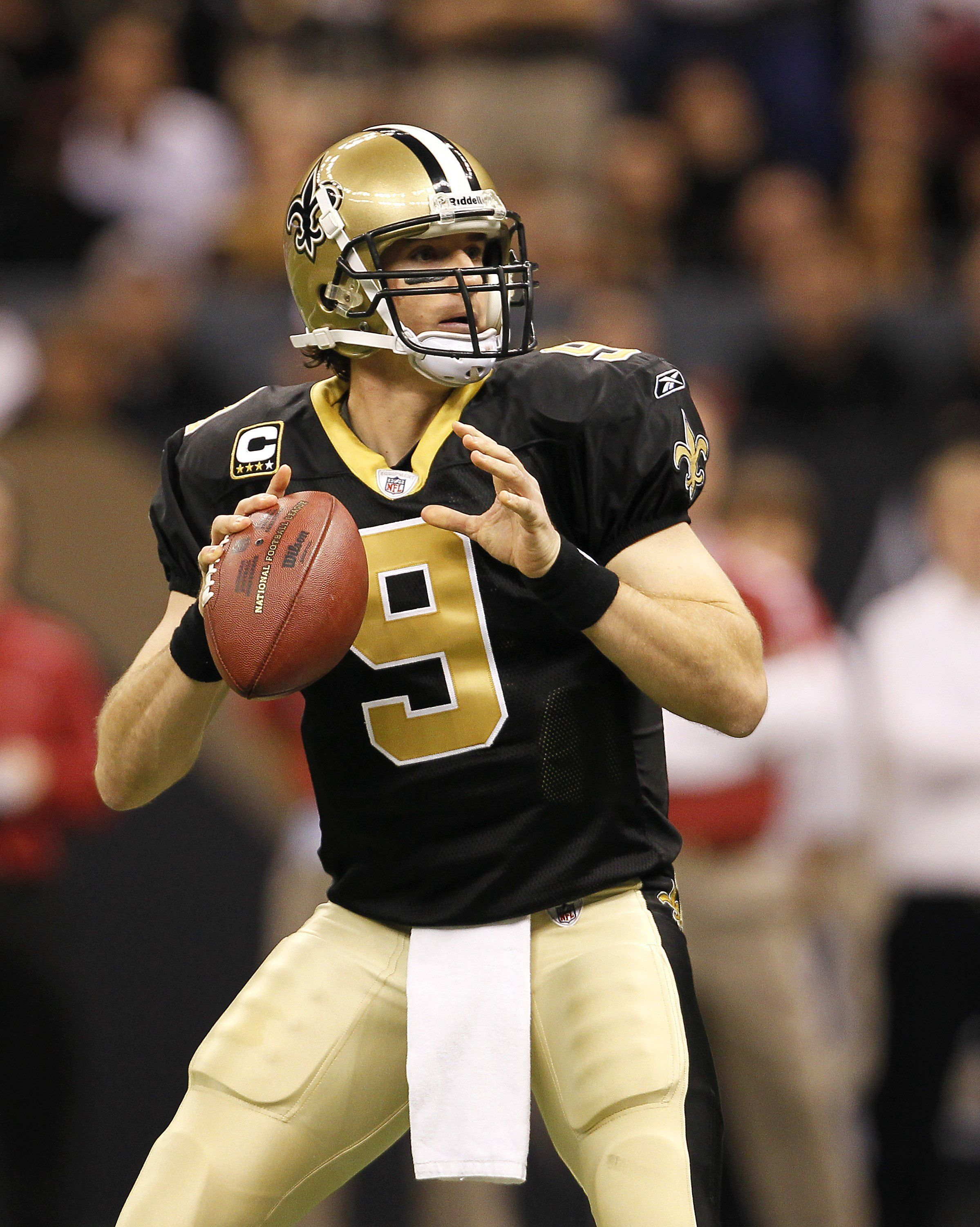 Drew brees this guy is amazing!