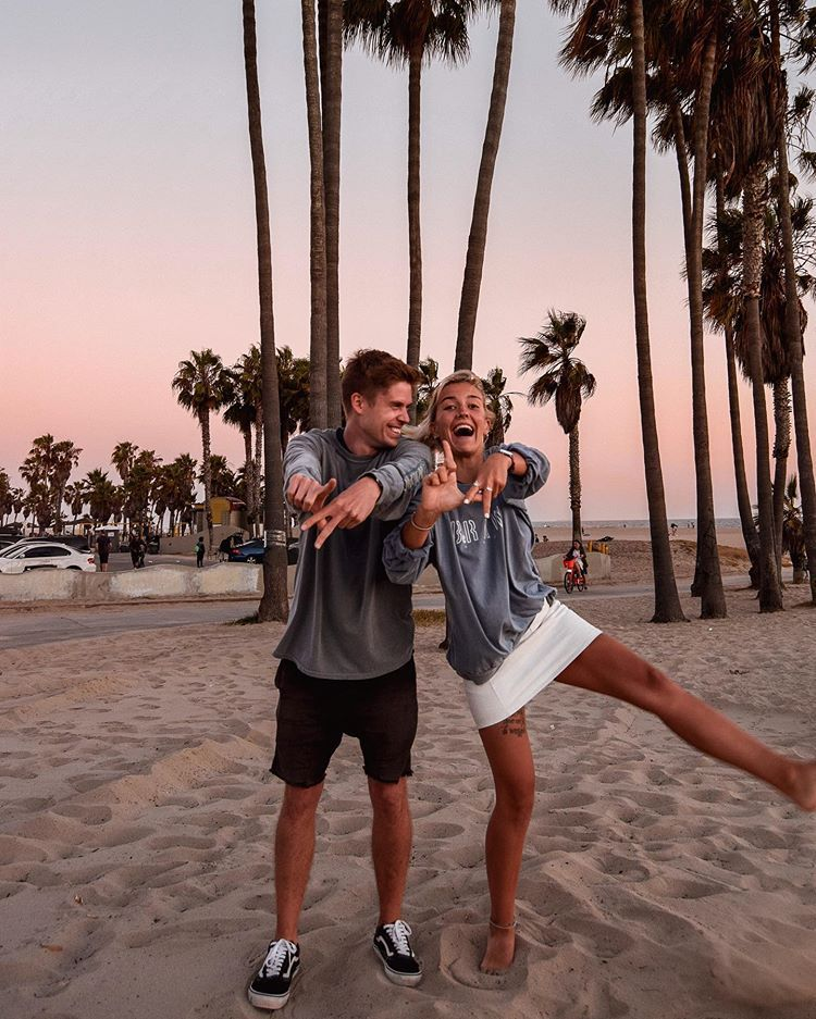 """, Charlie & Lauren on Instagram: """"Two people at their happiest! Exploring their dream destination, with a crew of random people, making unforgettable memories. And capturing…"""", Travel Couple, Travel Couple"""