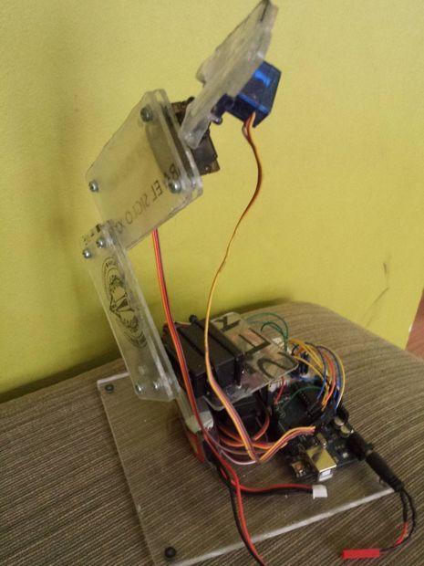 Arduino Voice Controlled Robot Arm Voice Control Robot Arm Robot