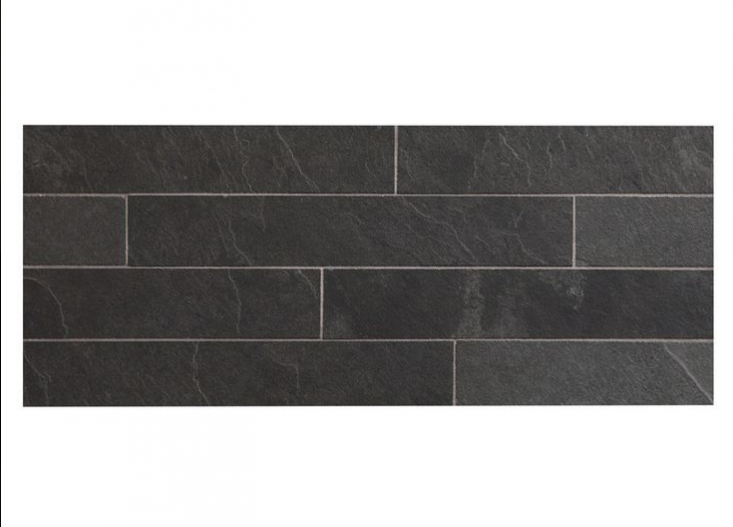 Retailer The Complete Tile Collection Mi 112 Sn 133 625 Color Montauk Black Finish Natural Cleft