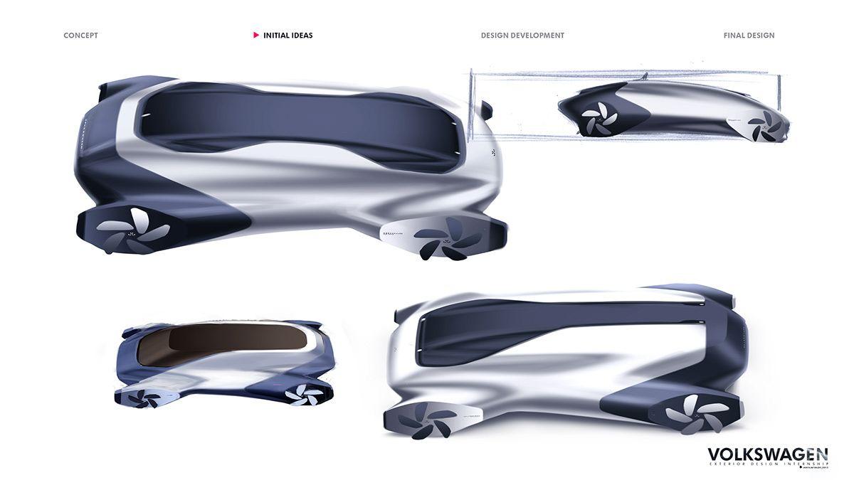 Careers Volkswagen Automotive Design Concept Design