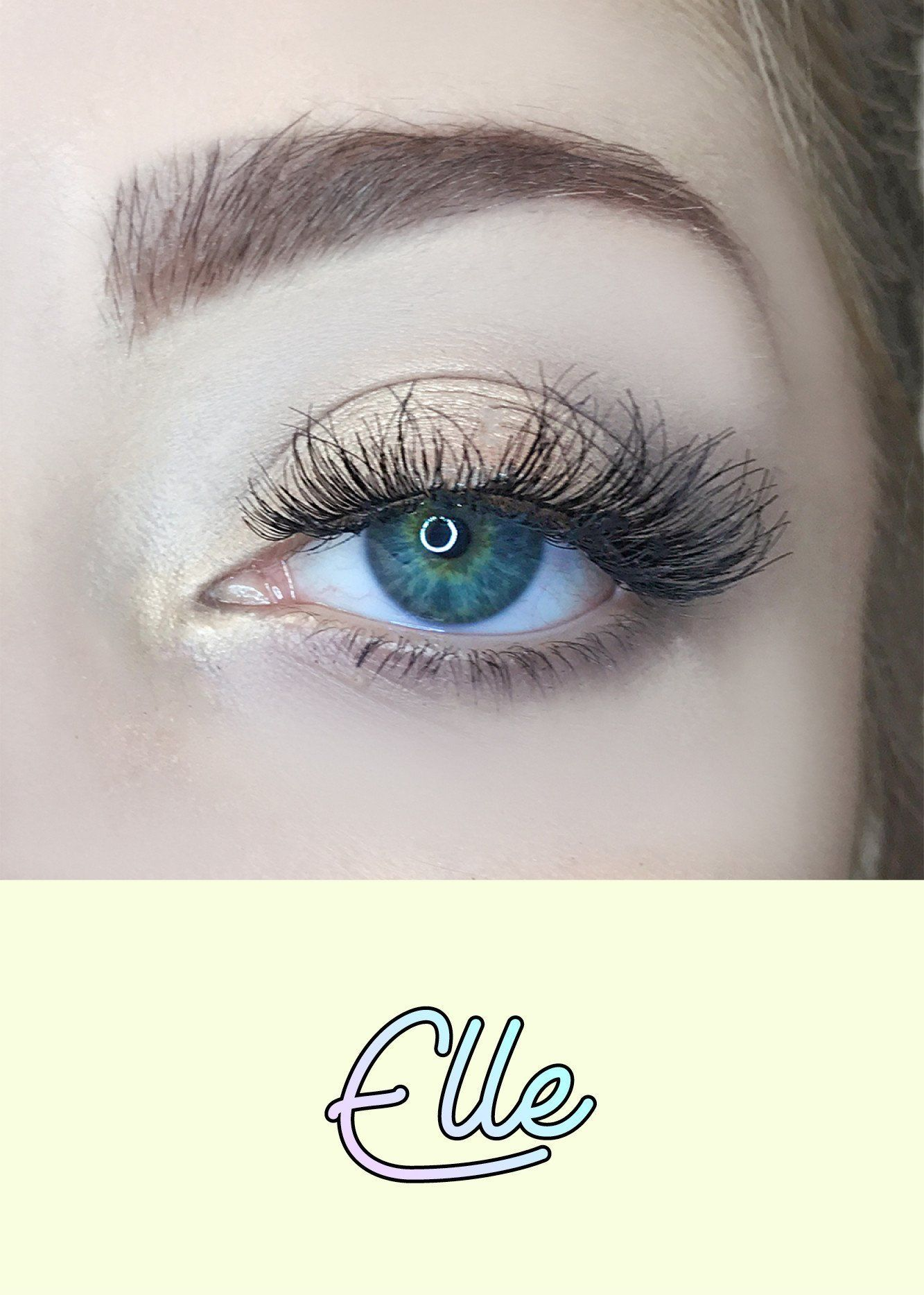 ef94bf5abae AOA Studio Eyelashes - Elle #EyelashExtensionsStyles | Eyelash ...