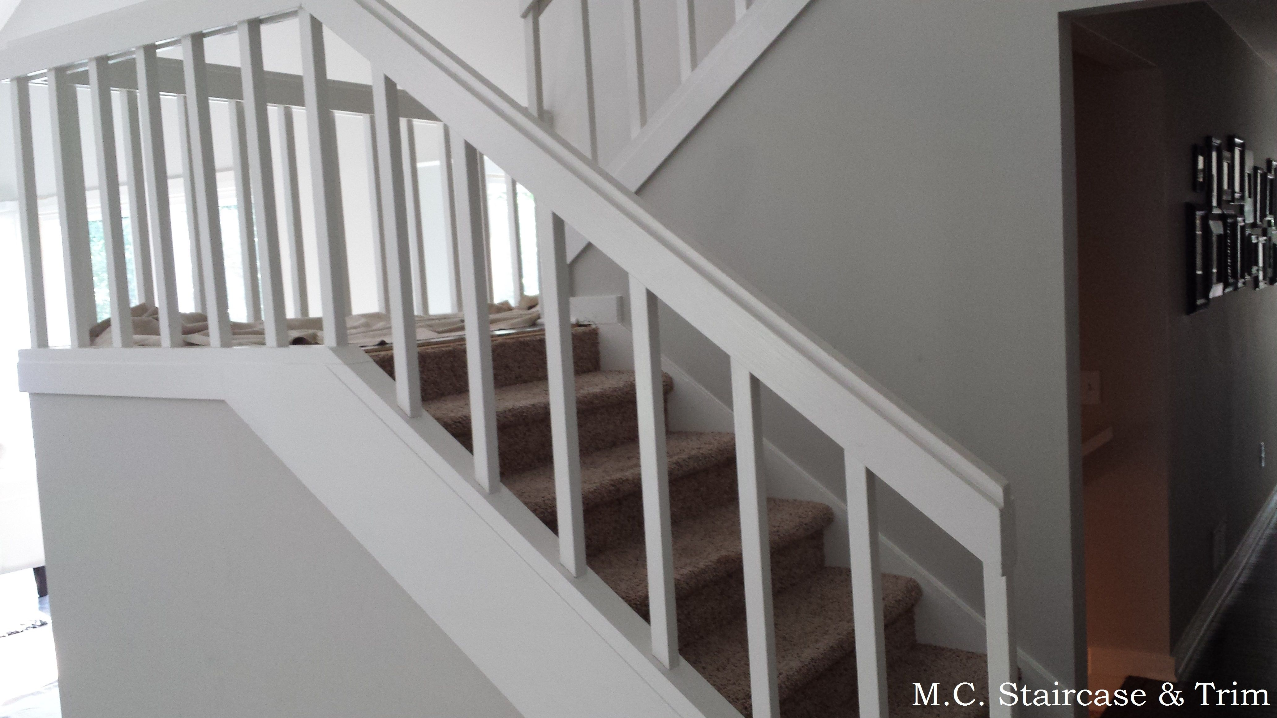 Best Staircase Remodel From M C Staircase Trim Removal Of 400 x 300