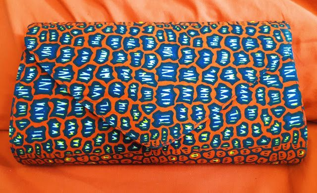 The AfroFusion Spot, Happy New Month, March, Orange, Feature, fashion, style, ankara, African, African print, blog, blogger, ghana, ivory coast, accra, abidjan, cot d'ivoire, clutch, cute, purse, nice beautiful, accessories, bag