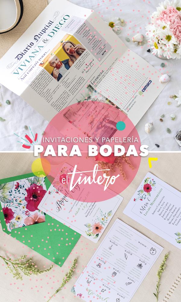 Wedding Invitation Board Original Designs By El Tintero Located In San José Costa