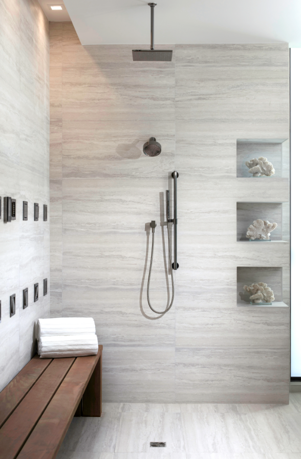 Open Concept Bathroom Showers Can You Embrace This Design Idea