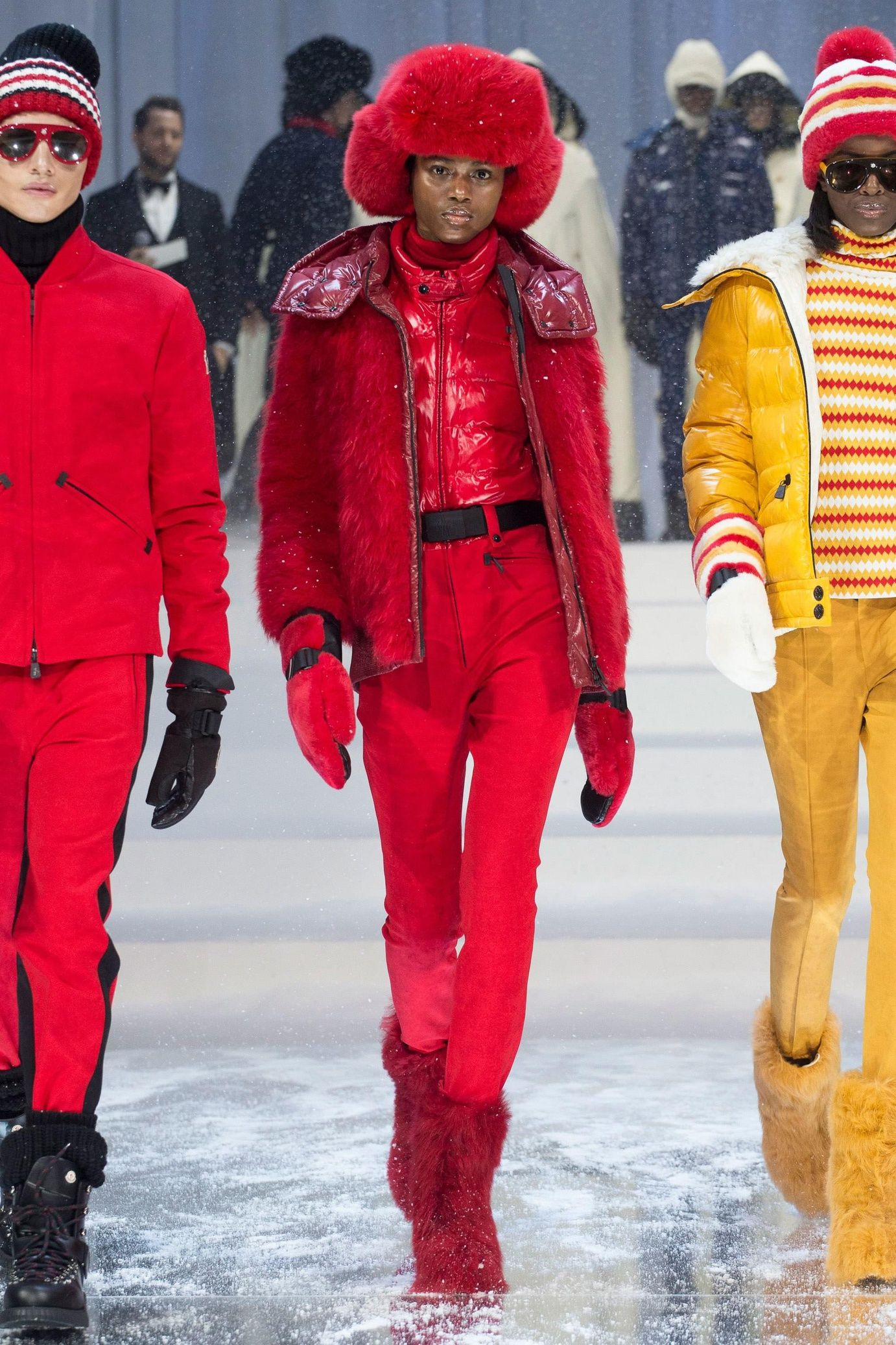 moncler 2018 RED