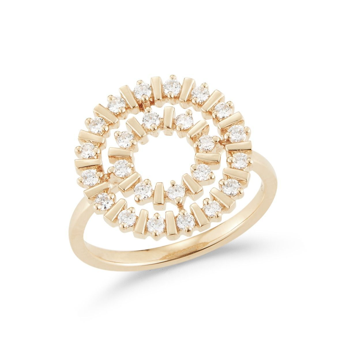 ece41258d66 Reese Brooklyn Bar Set Cocktail Ring | jewellery | Rings, Gold ring ...