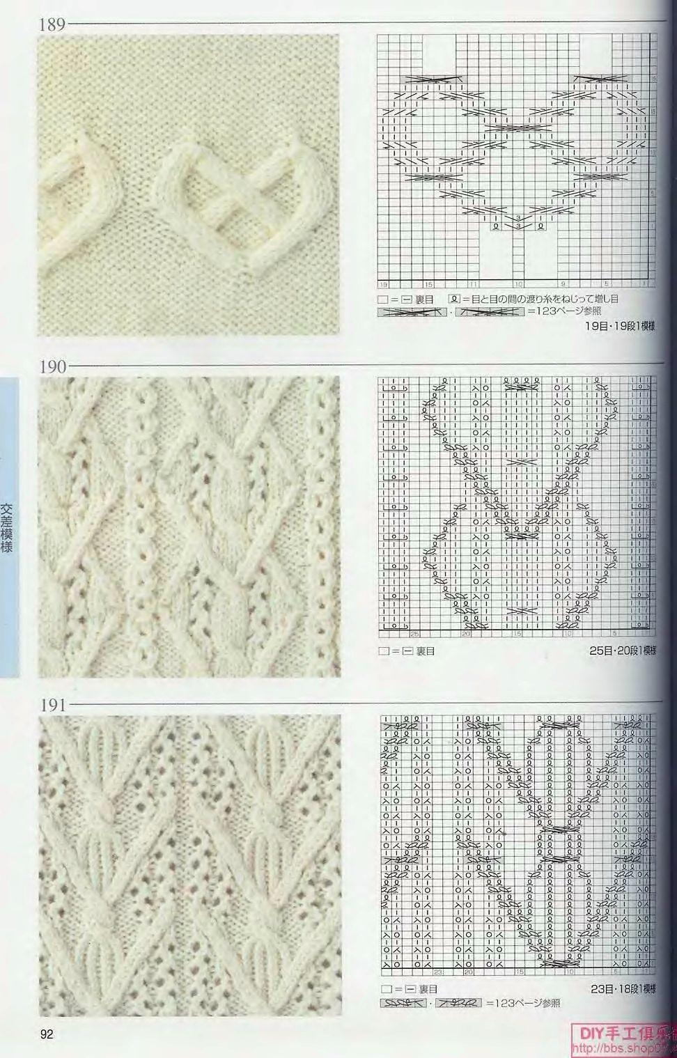 Pin de Sibijaka en Knitting Patterns | Pinterest | Tejido y Puntos