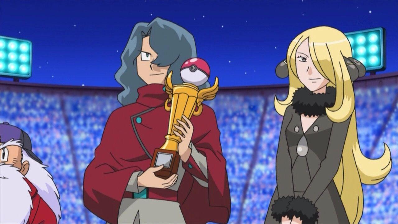 bästsäljare erbjuda rabatter utsökt stil Sinnoh region Pokémon League Champion Trophy | Pokemon, Lily of ...