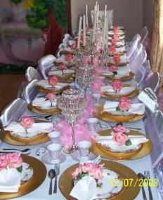 Princess Tea Party -- love the place settings : princess table setting - Pezcame.Com