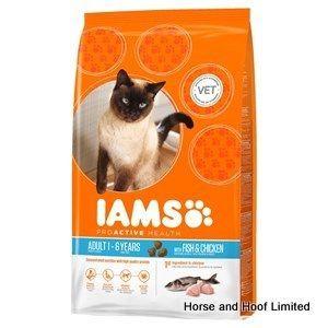 Iams Ocean Fish Cat Food 3kg Cat Food Pinterest Cat Food Cats