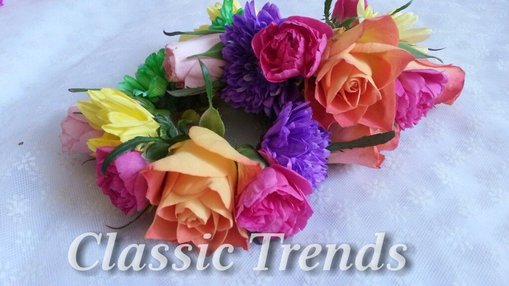 Mehndi Fresh Flowers : Fresh flower mehndi gajrah jewellery
