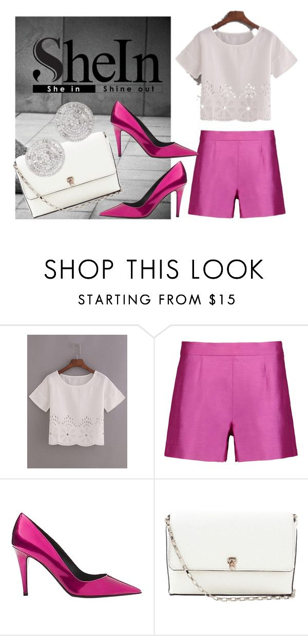 """#sheIn"" by perianuramona ❤ liked on Polyvore featuring Raoul, Tamara Mellon and Valextra"