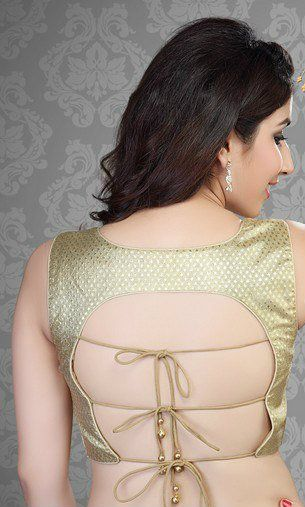 a25743a9e07c23 string style saree blouse. string style saree blouse Best Blouse Designs