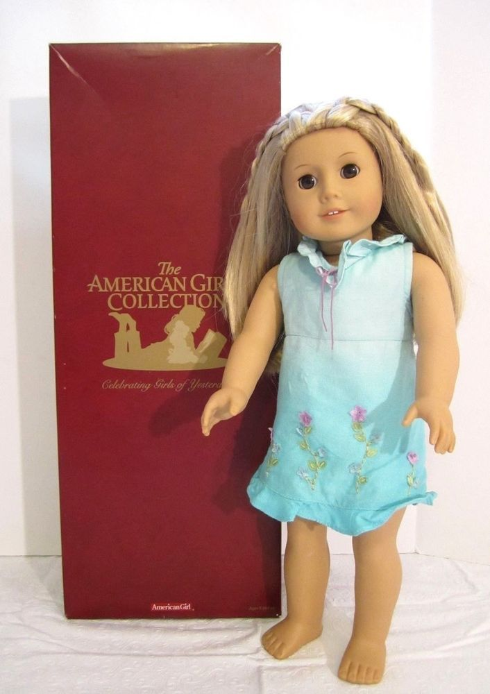 american girl doll kailey blonde