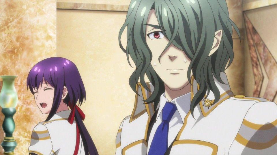 Kamigami no Asobi - Yui y Hades