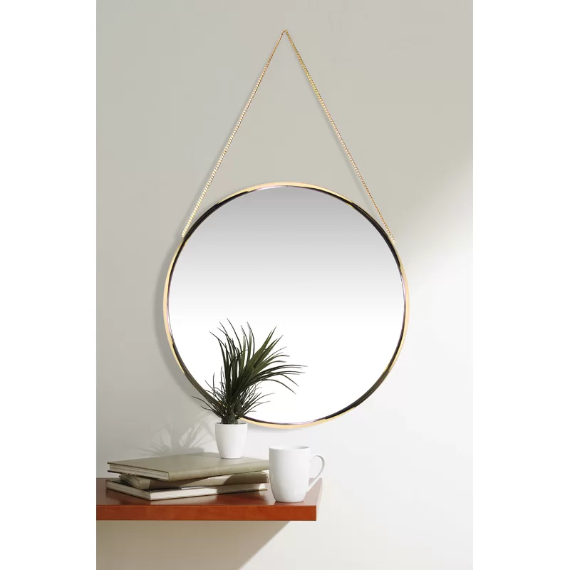 Rhein Accent Mirror In 2020 Mirror Decor Gold Mirror Wall Mirror Wall