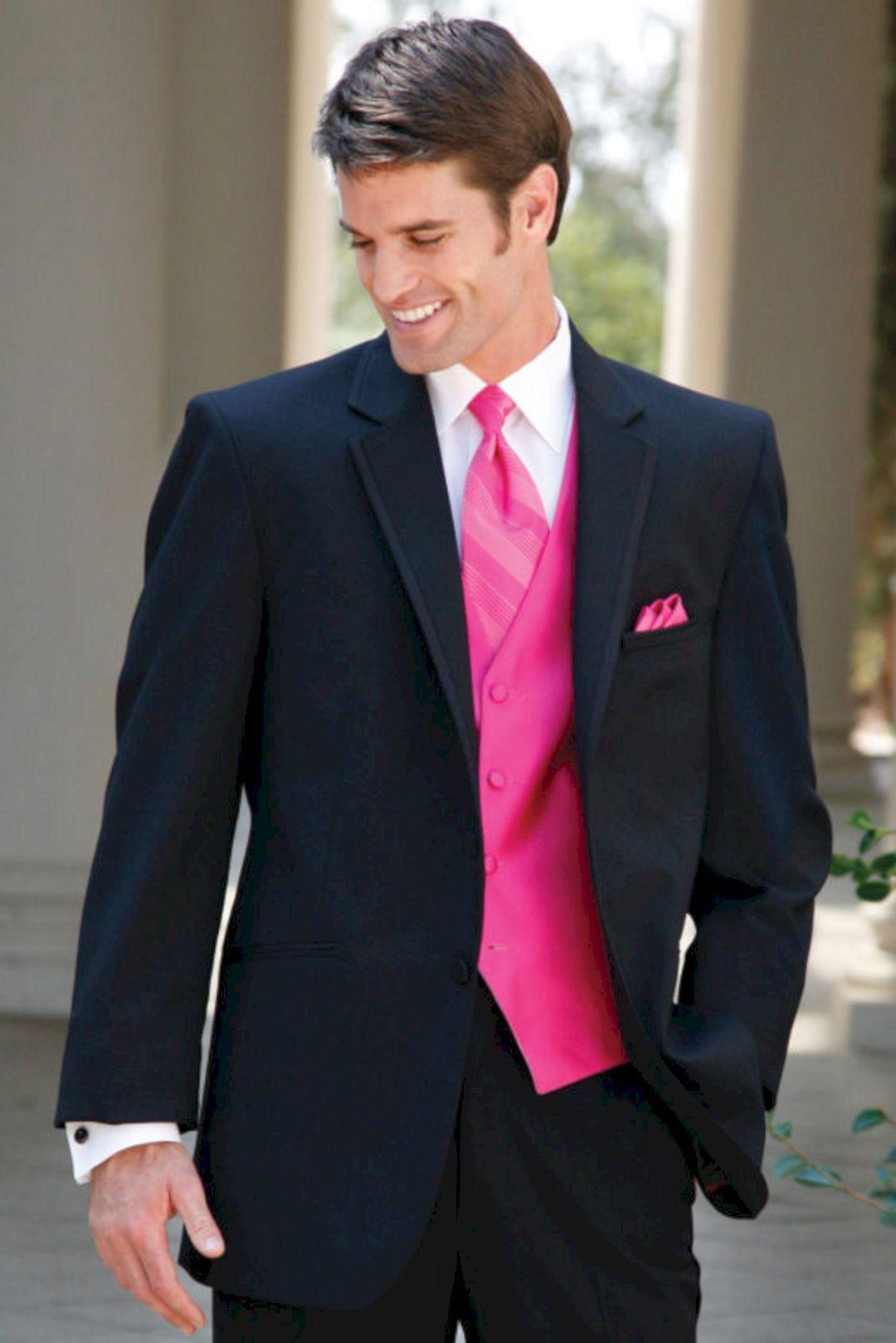 marvelous red black and white wedding tuxedo ideas pinterest