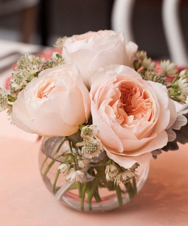 Fish Bowl Wedding Centrepiece Ideas: Pink Wedding Centerpieces, Bridal