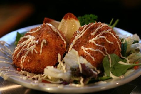 Chef Louies Crab Cakes From Louie And The Red Head Lady As Seen On