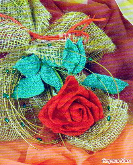 roses - free pattern with pictures