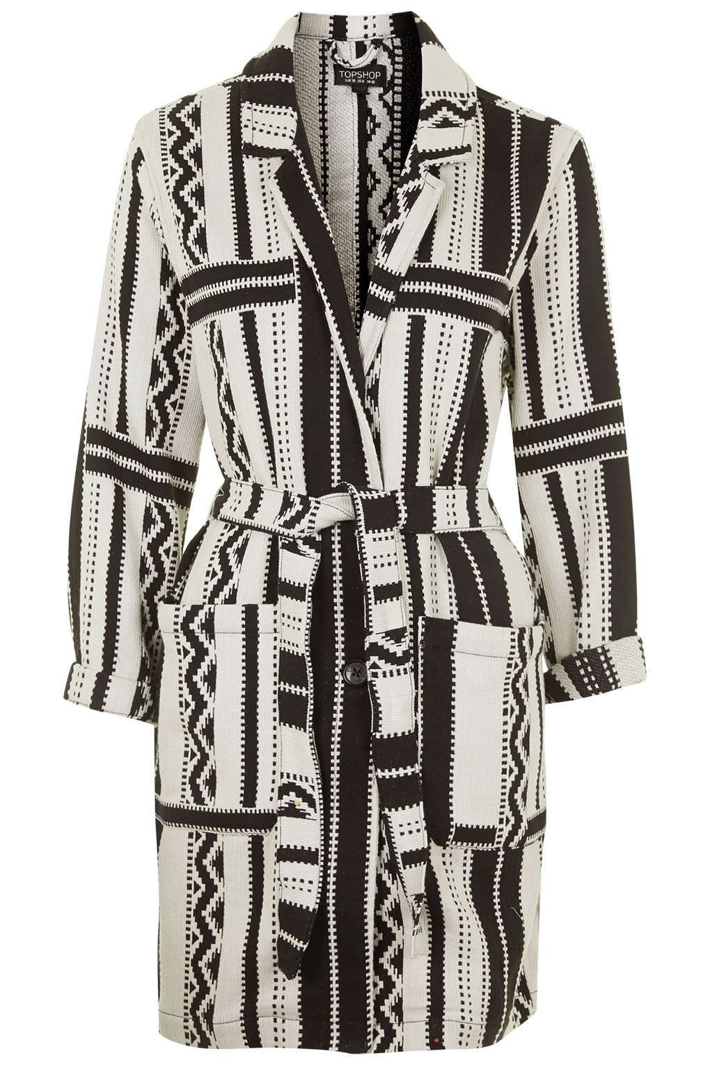 Woven Aztec Duster Jacket   Duster jacket, Dusters and Aztec