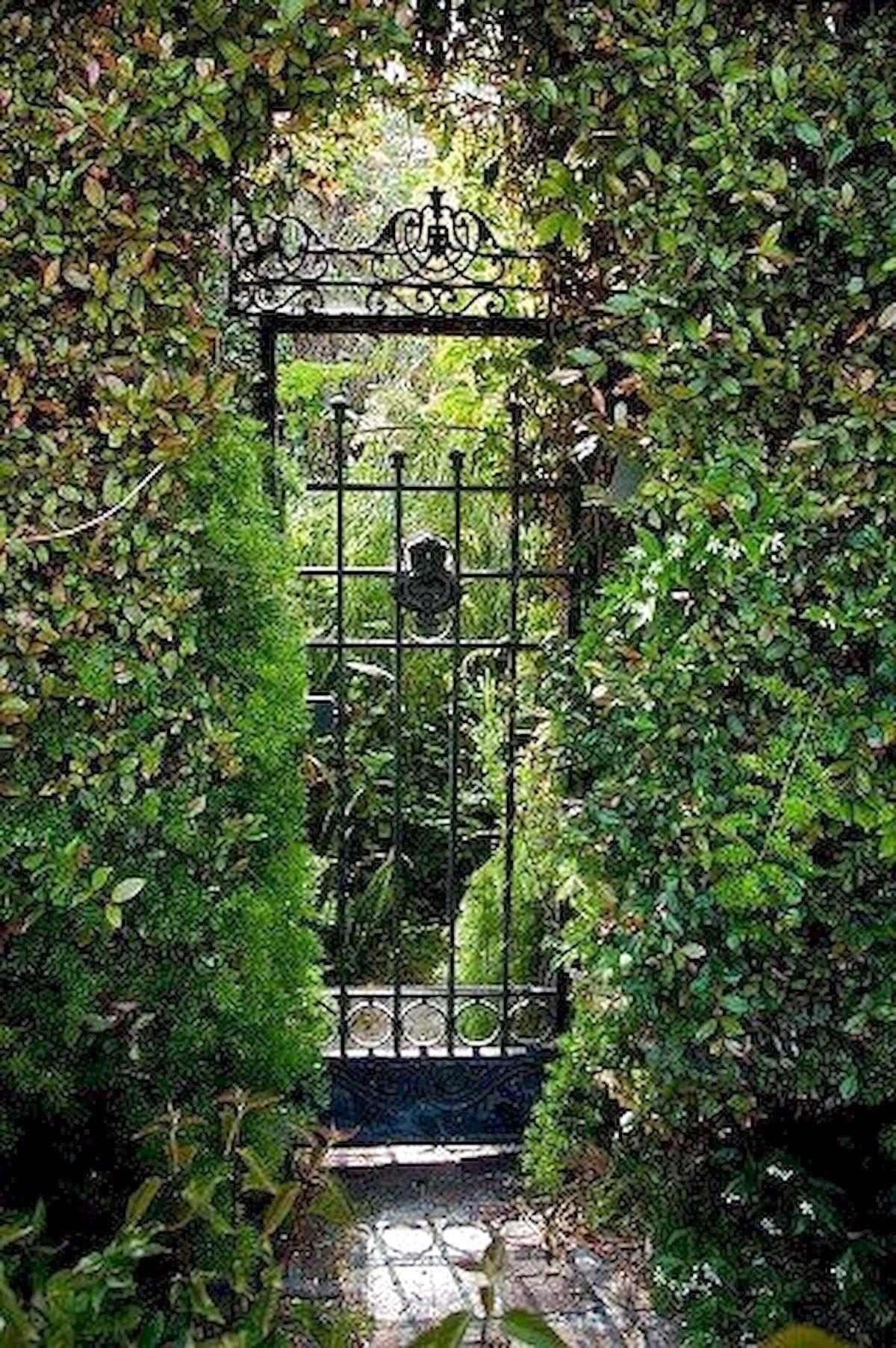 45 Beautiful Pinterest Garden Decor Ideas Garden Entrance