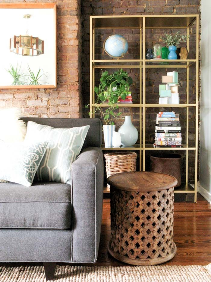 House With A Perfect Layered Lived In Look Decoholic Home Living Room Home Decor Living Room Inspiration