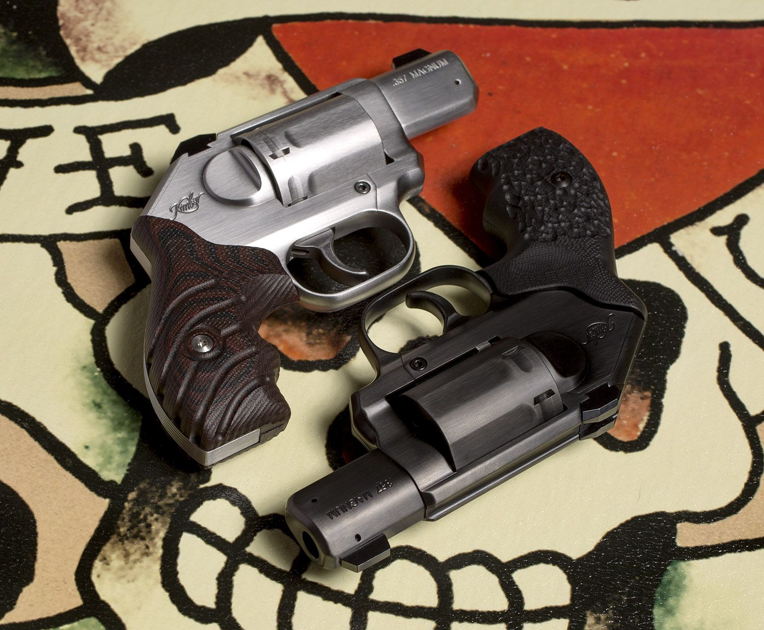 Check out VZ Grips newest G10 grips for the Kimber K6  | Cool Stuff