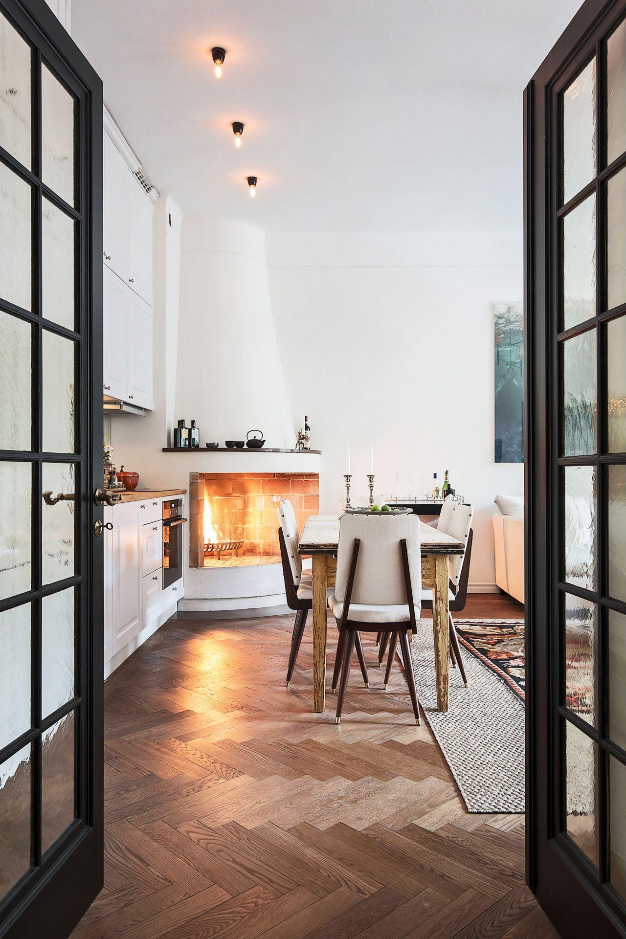 Gravity Home | Favorite Home Tours | Pinterest | Cocina comedor ...