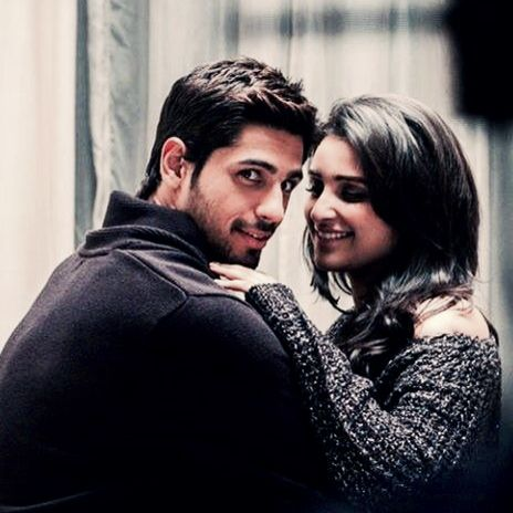 Image result for sid and pari pics