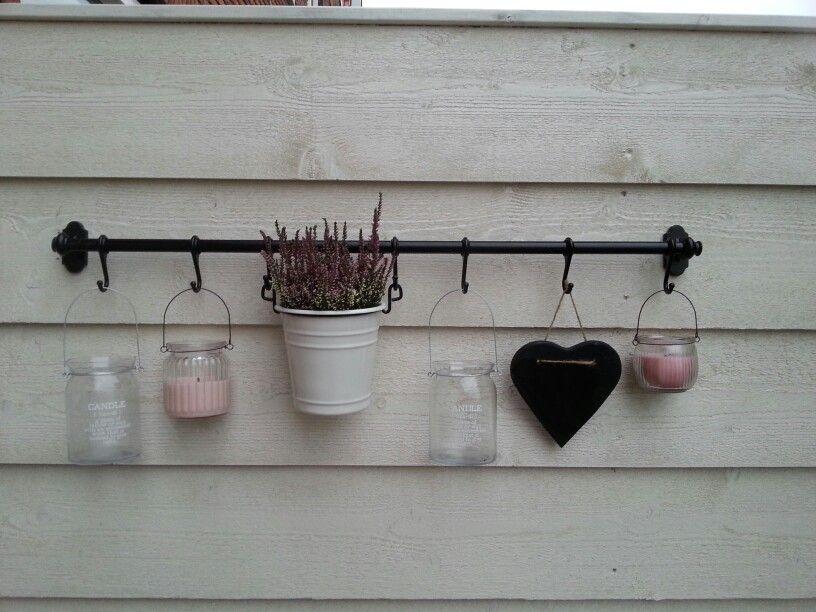 Pin Van Sjaan Stijl Op My Home Tuin Tuin Decoratie Tuin Ideeen